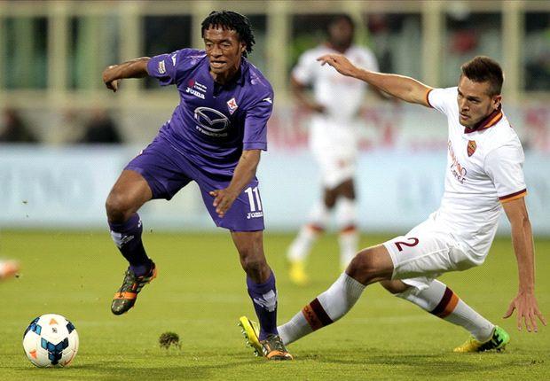 Cuadrado sólo piensa en la Fiorentina