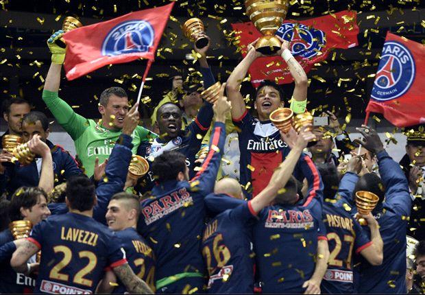 PSG celebra la Copa de la Liga y espera por la Ligue 1