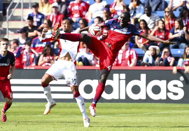 Chicago Fire 1-1 New England Revolution: Shuttleworth saves late penalty to deny Fire