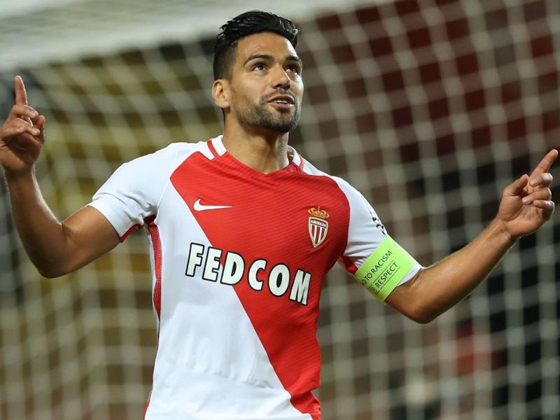 AS Monaco, Jardim critique les choix de Falcao