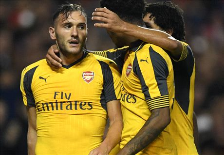 Lucas Perez needs Arsenal goals