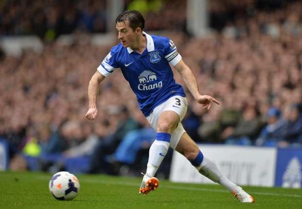 Baines hails Martinez's tactics as Everton chase Champions League spot