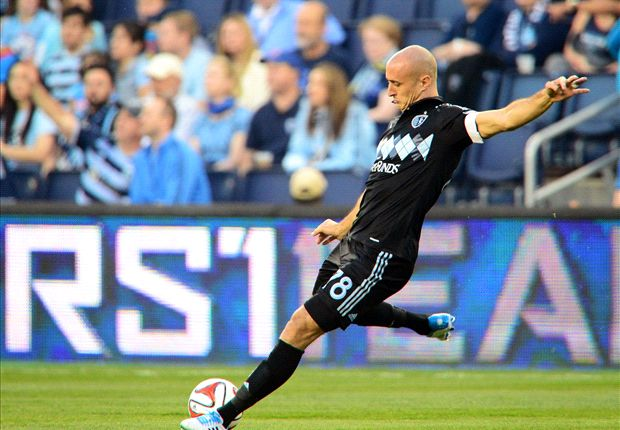 Sporting Kansas City 4-0 Montreal Impact: Impact thrashed in Kansas