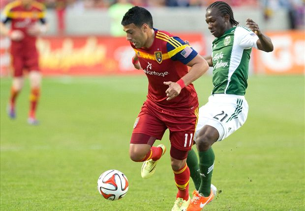 Real Salt Lake 1-0 Portland Timbers: Grabavoy strikes to hand RSL three points
