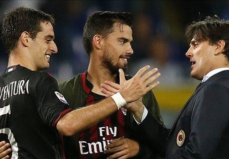 Stop al turnover, Milan con i titolarissimi