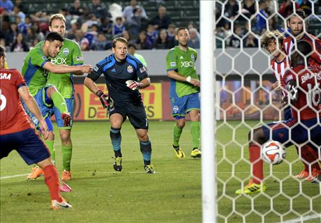 Chivas USA 1-2 Seattle Sounders: Oba and Deuce do it again