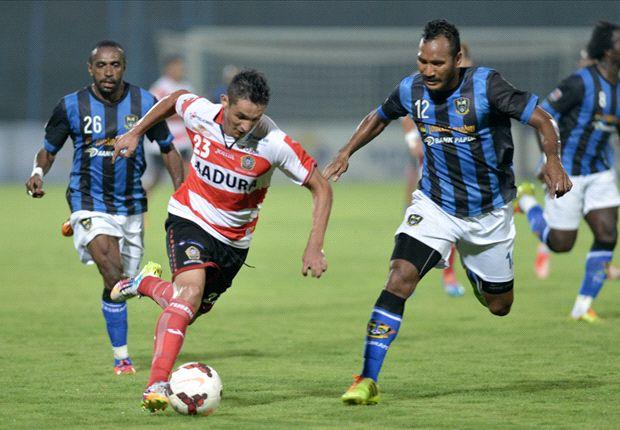 Laporan Pertandingan: Persepam Madura United 3-1 Persiba Bantul