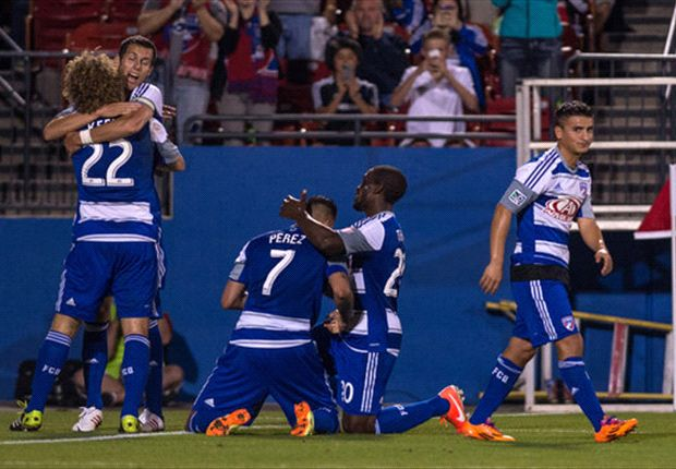 FC Dallas center backs find set-piece success in victory