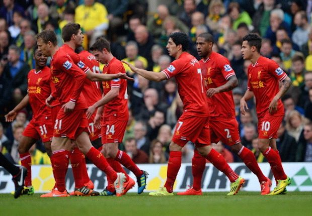 Liverpool show nerve and poise of champions to capitalise on Chelsea slip