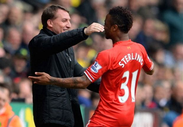 Rodgers: I didn't say Sterling is like Messi