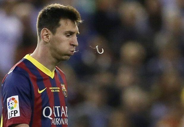 El Loco: Messy Messi as Barca crisis deepens