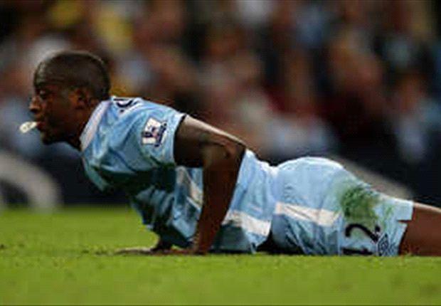 """""""Yaya Toure no se va a ir del Manchester City"""""""