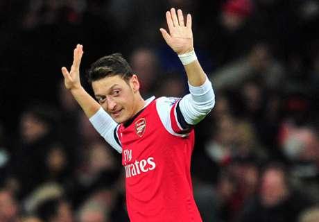 Ozil: Arsenal can make CL final