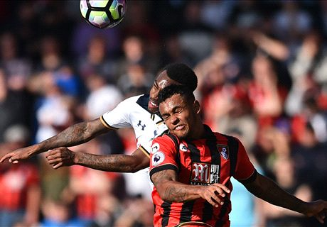 Ratings: Bournemouth 0-0 Tottenham