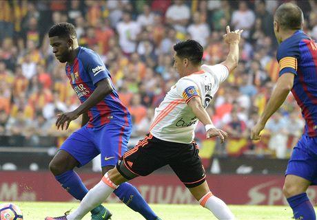 LIVE: Valencia vs. Barcelona