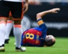 Barcelona confirm Iniesta ruled out for up to eight weeks