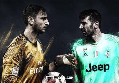 LIVE: Milan vs. Juventus