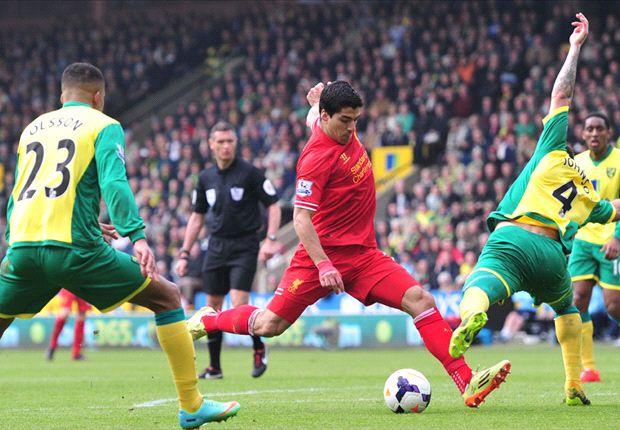 Luis Suarez: Liverpool must keep calm ahead of Chelsea showdown