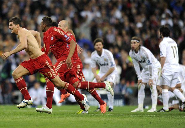 Wedtip: Real Madrid - Bayern München!