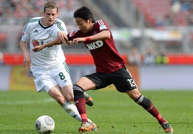 Club taumelt dem Abstieg entgegen, Leverkusen behauptet Rang vier