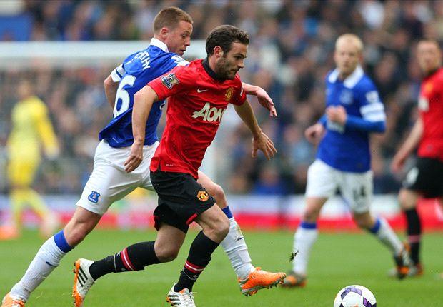 Laporan Pertandingan: Everton 2-0 Manchester United