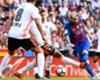 El partido de Lionel Messi ante Valencia