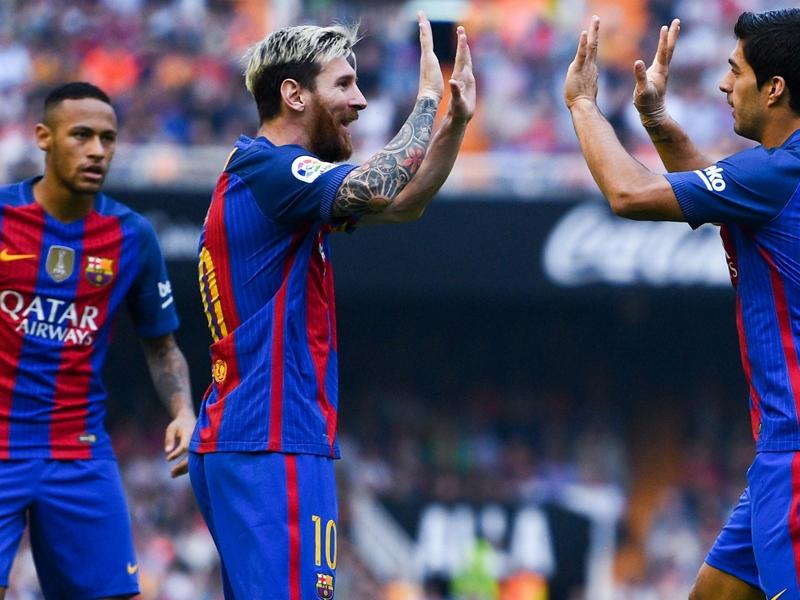 Barça, Messi ne s'arrête plus