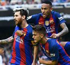 Barca snatch three points at the death