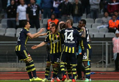 Fenerbahce wraps up Super Lig title