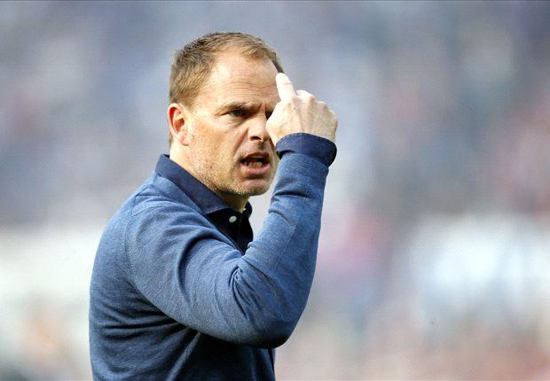 De Boer reiterates: Tottenham move 'really has to fit'