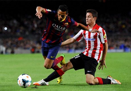 EN VIVO: Barcelona 0-0 Athletic