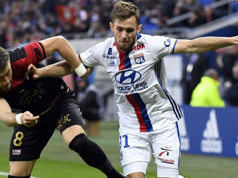 Lyon-Guingamp (1-3), rien ne va plus à l'OL