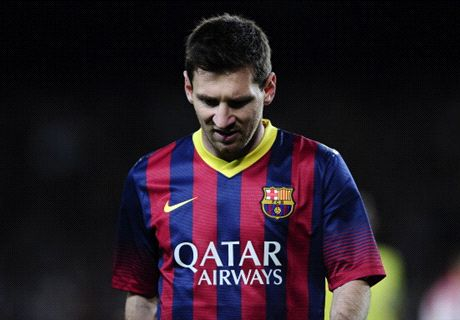 'People need to leave Messi alone'