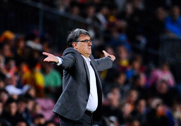 Martino: I'll take responsibility if Barcelona finish trophy-less