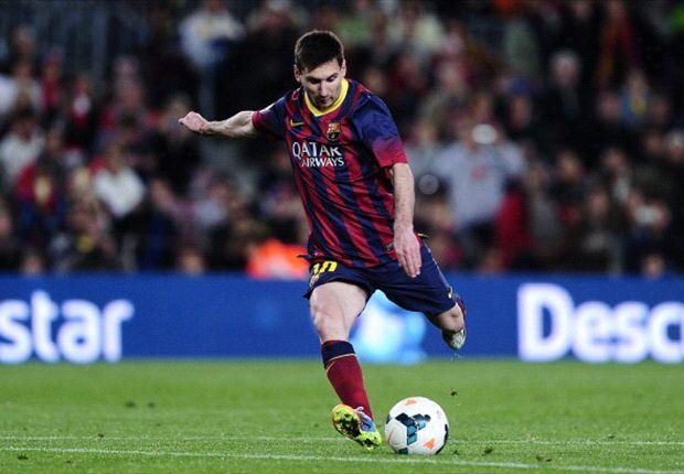 Barcelona 2-1 Athletic Bilbao: Messi caps Blaugrana comeback to keep title hopes alive