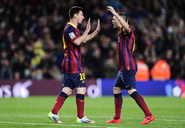 Iniesta: Barcelona will never find another Messi