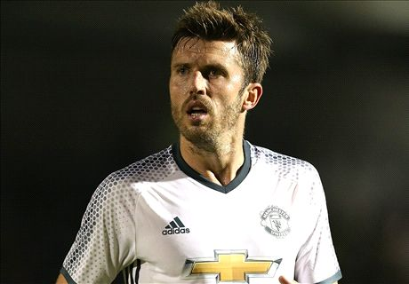 'Man City should sign Carrick in January'