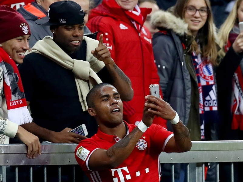 Le selfie interdit en Bundesliga ?