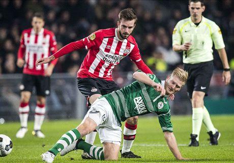 LIVE! PSV - Sparta: 0-0