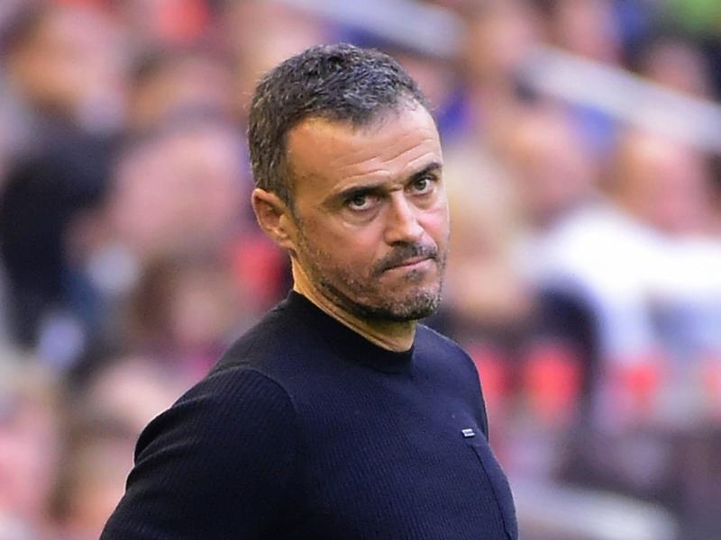 """Enrique : """"Le Barça est l'équipe qui fait le moins de gestes antisportifs"""""""