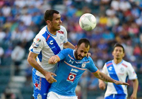 EN VIVO: Cruz Azul 0-0 Puebla