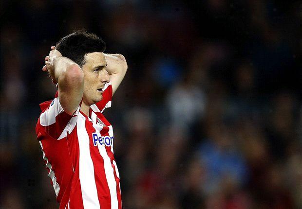 Aduriz se perderá la última jornada de Liga ante el Almería