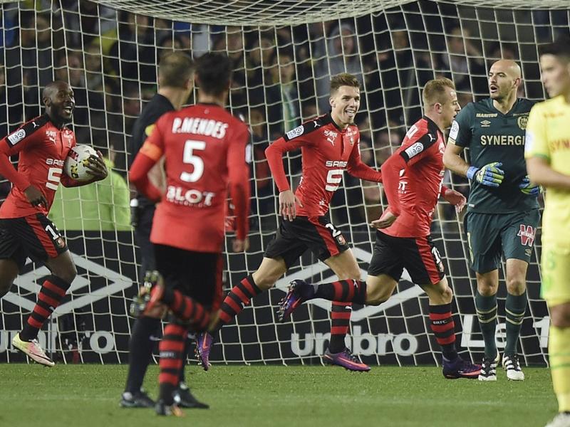 Nantes-Rennes (1-2), Grosicki offre le derby à Rennes