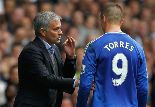 Torres coy on Chelsea future but defends relationship with Mourinho