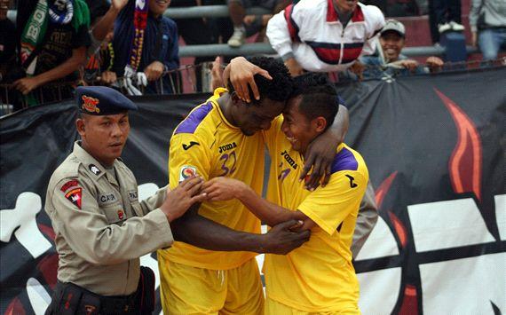 Persik Kediri vs Persija Jakarta 21042014