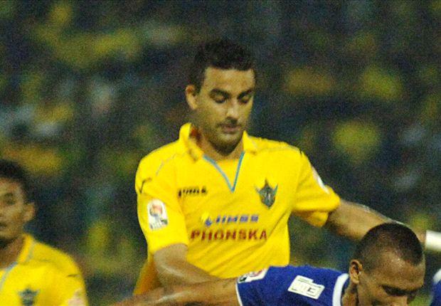 Subangkit memperkirakan Otavio Dutra diparkir saat menghadapi Sriwijaya FC