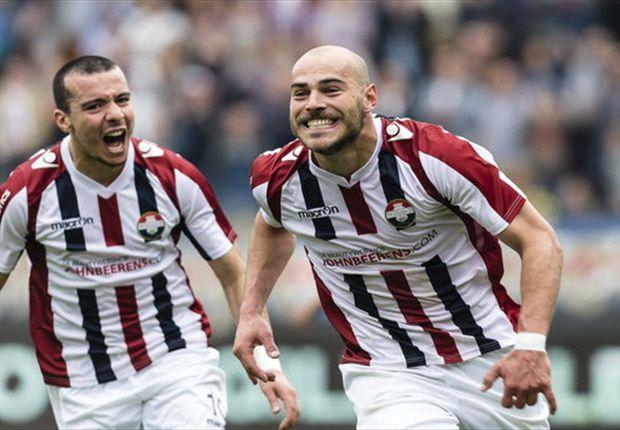 Boymans vorig seizoen topscorer bij Willem II
