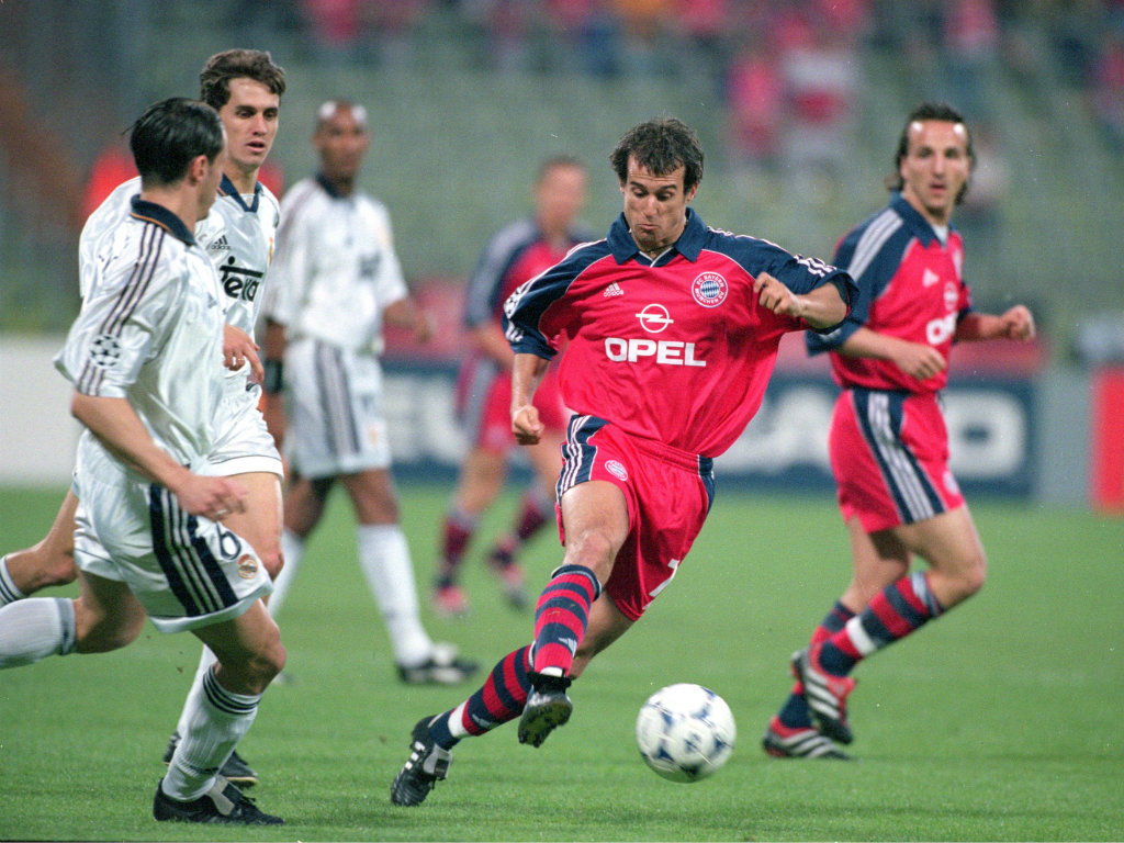 Real Madrid's awful record on German soil - March 8, 2000