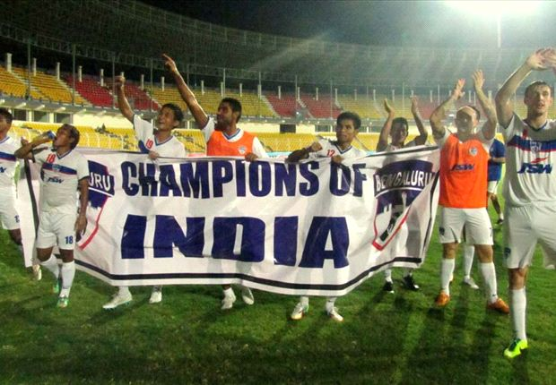 Five reasons why Bengaluru FC deserved the I-League