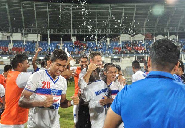 In Pictures: Bengaluru FC's maiden I-League triumph